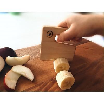 """Couteau en bois pour enfant """"Little Kitchen Academy"""" (livraison GRATUITE au Canada)"""